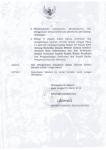 Keputusan Menteri Kesehatan Nomor 132 Tahun 2012